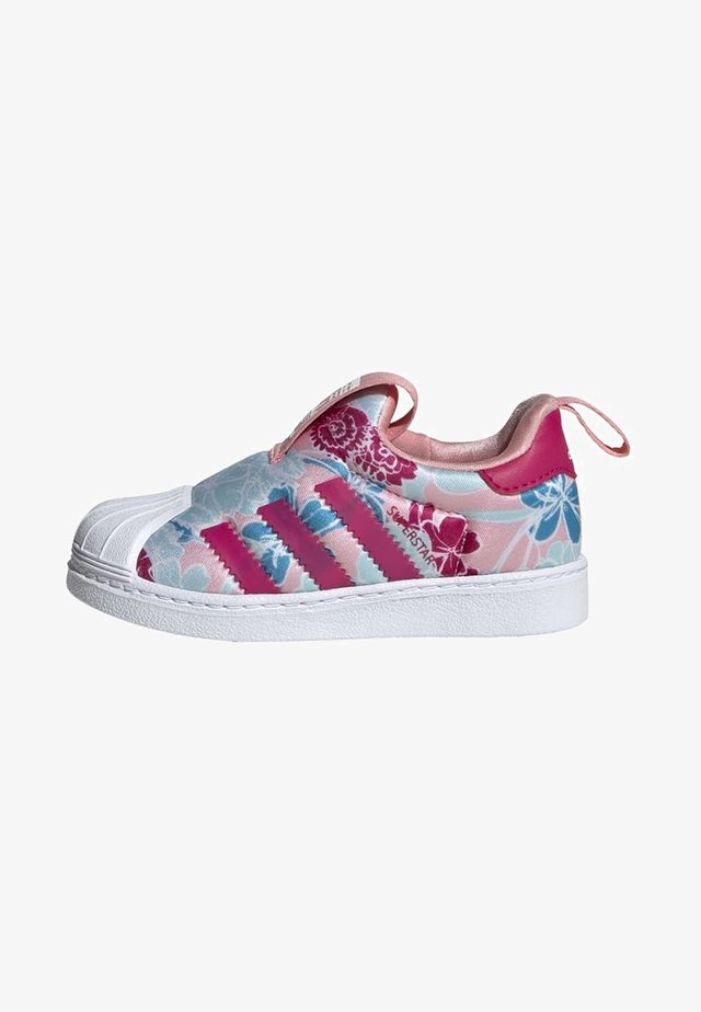 SUPERSTAR 360 SHOES - Sneakers laag - pink