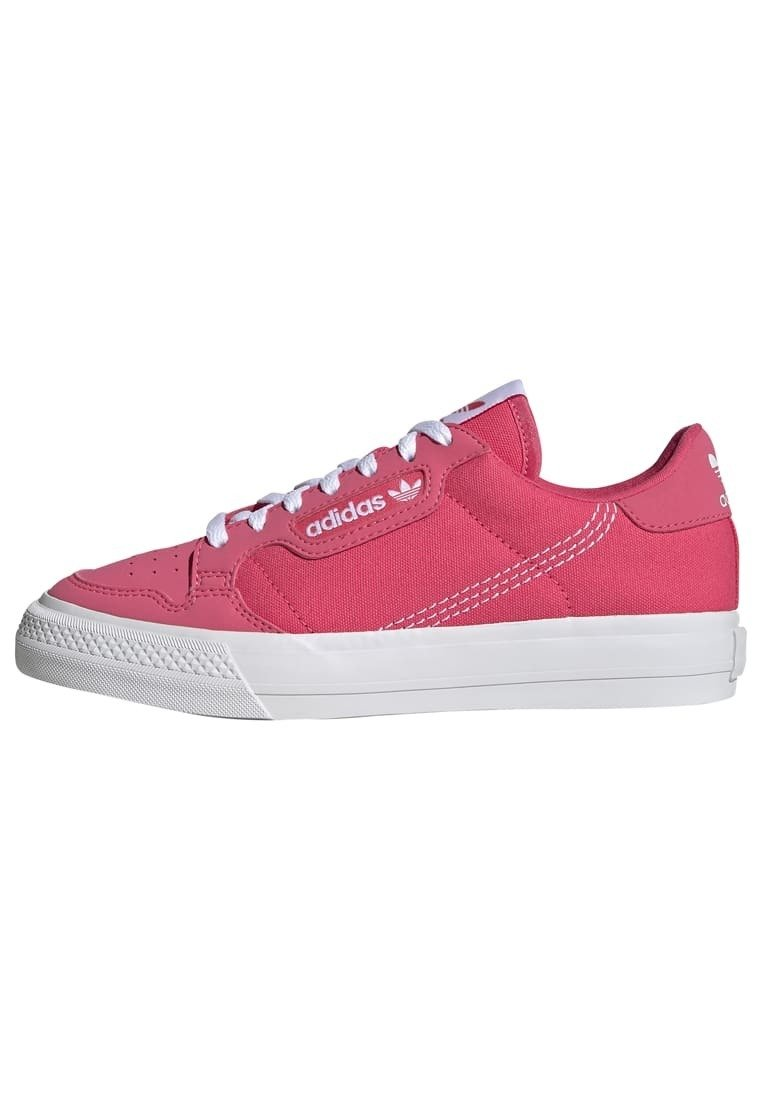 adidas Originals - CONTINENTAL VULC SHOES - Sneakers laag - pink