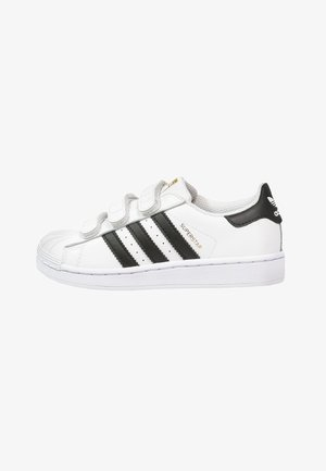 SUPERSTAR FOUNDATION - Sneakers laag - white