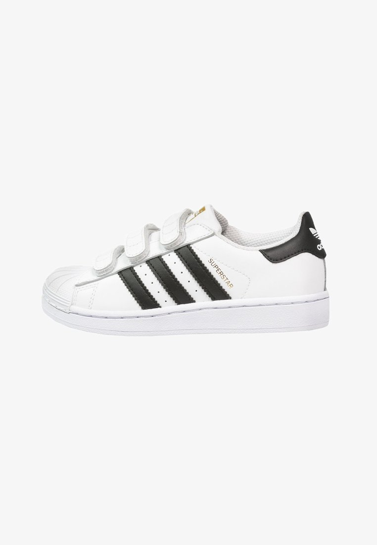 adidas Originals - SUPERSTAR FOUNDATION - Sneaker low - white