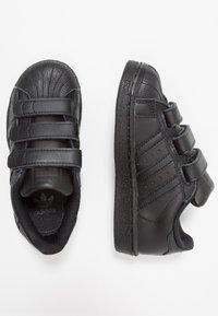 adidas Originals - SUPERSTAR FOUNDATION - Sneaker low - core black - 0
