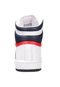 adidas Originals - TOP TEN - Zapatillas altas - white - 1