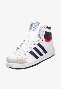 adidas Originals - TOP TEN - Zapatillas altas - white - 0