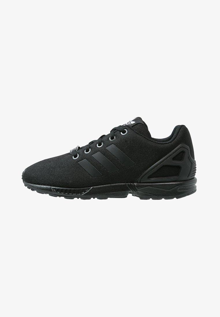 adidas Originals - ZX FLUX  - Sneakers laag - core black