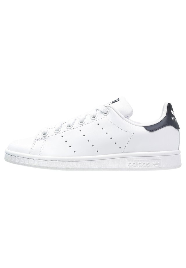 STAN SMITH - Zapatillas - run white/new navy