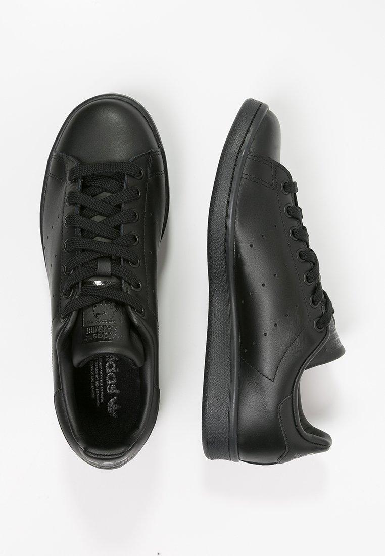 adidas Originals STAN SMITH STREETWEAR-STYLE SHOES - Baskets basses - core black