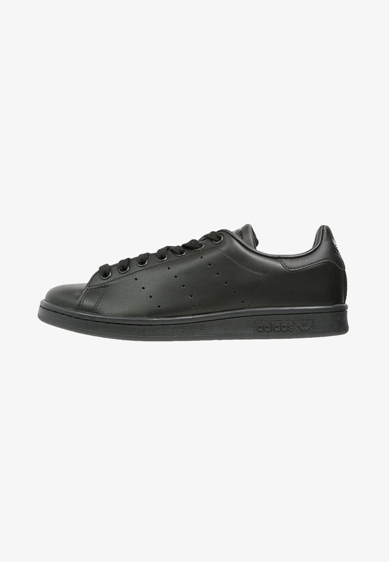 adidas Originals - STAN SMITH STREETWEAR-STYLE SHOES - Tenisky - core black