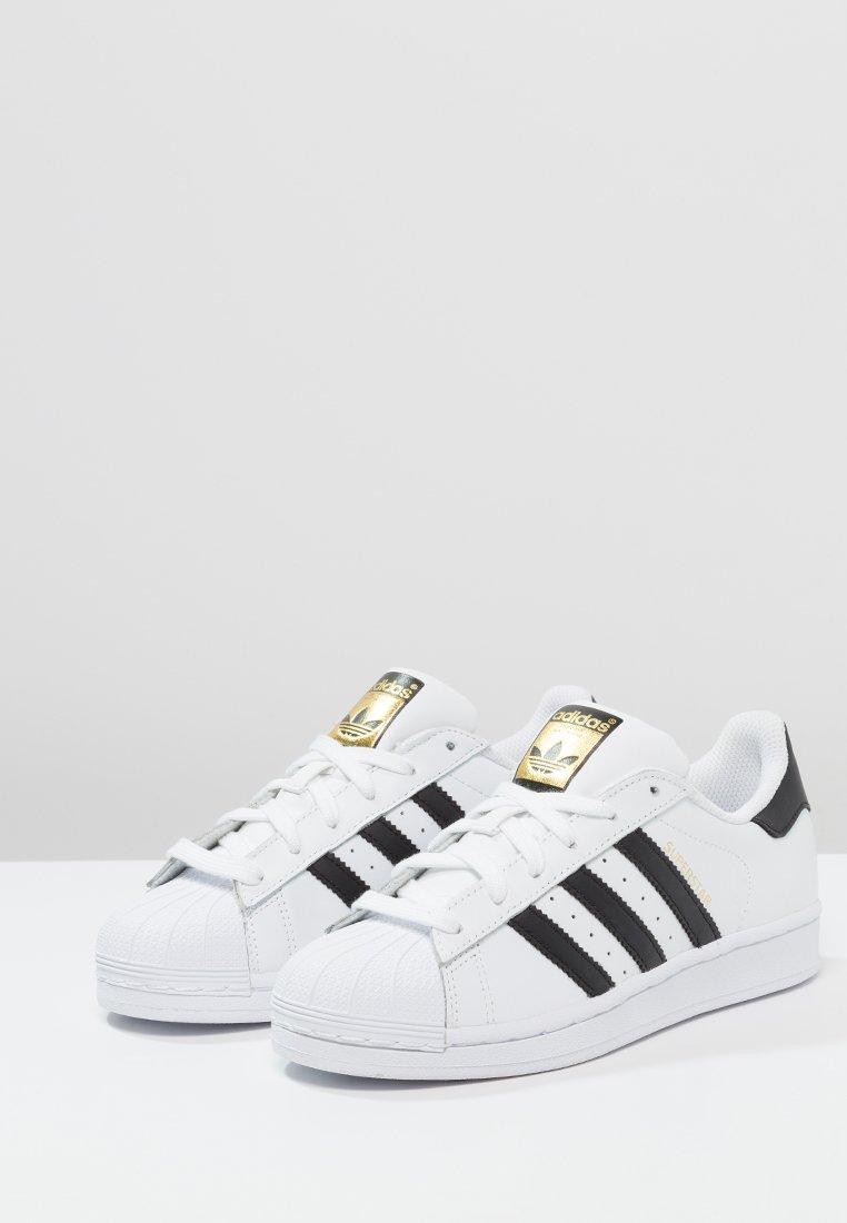 Adidas Originals Superstar - Baskets Basses White/core Black
