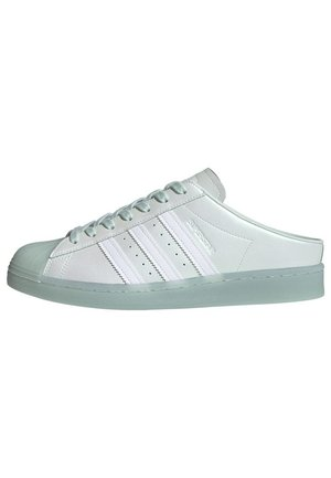 SUPERSTAR MULE SHOES - Sneakers laag - green