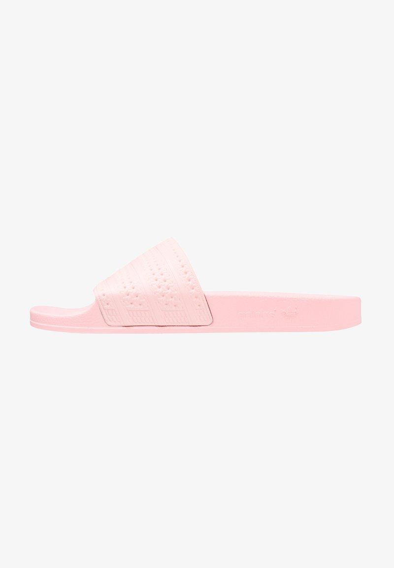adidas Originals - ADILETTE - Sandali da bagno - haze coral