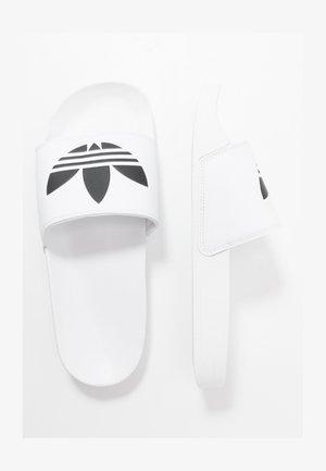 ADILETTE LITE - Sandaler - white