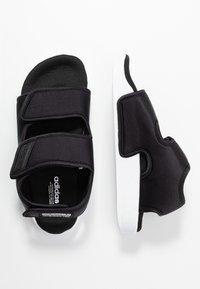 adidas Originals - ADILETTE 3.0 - Sandaler - core black/footwear white - 3
