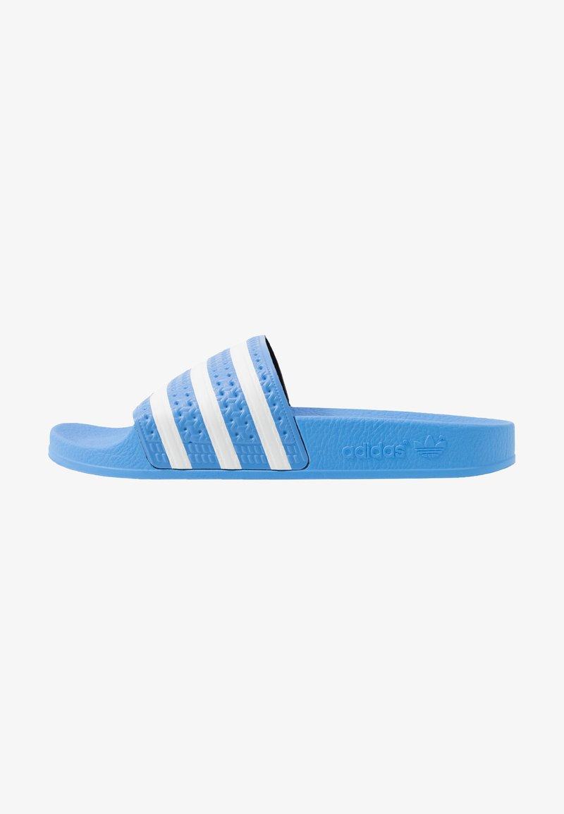 adidas Originals - ADILETTE - Sandaler - real blue/footware white