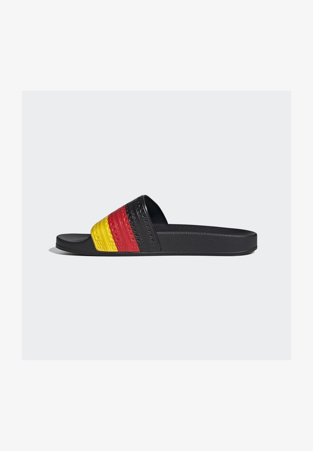 ADILETTE SLIDES - Rantasandaalit - red