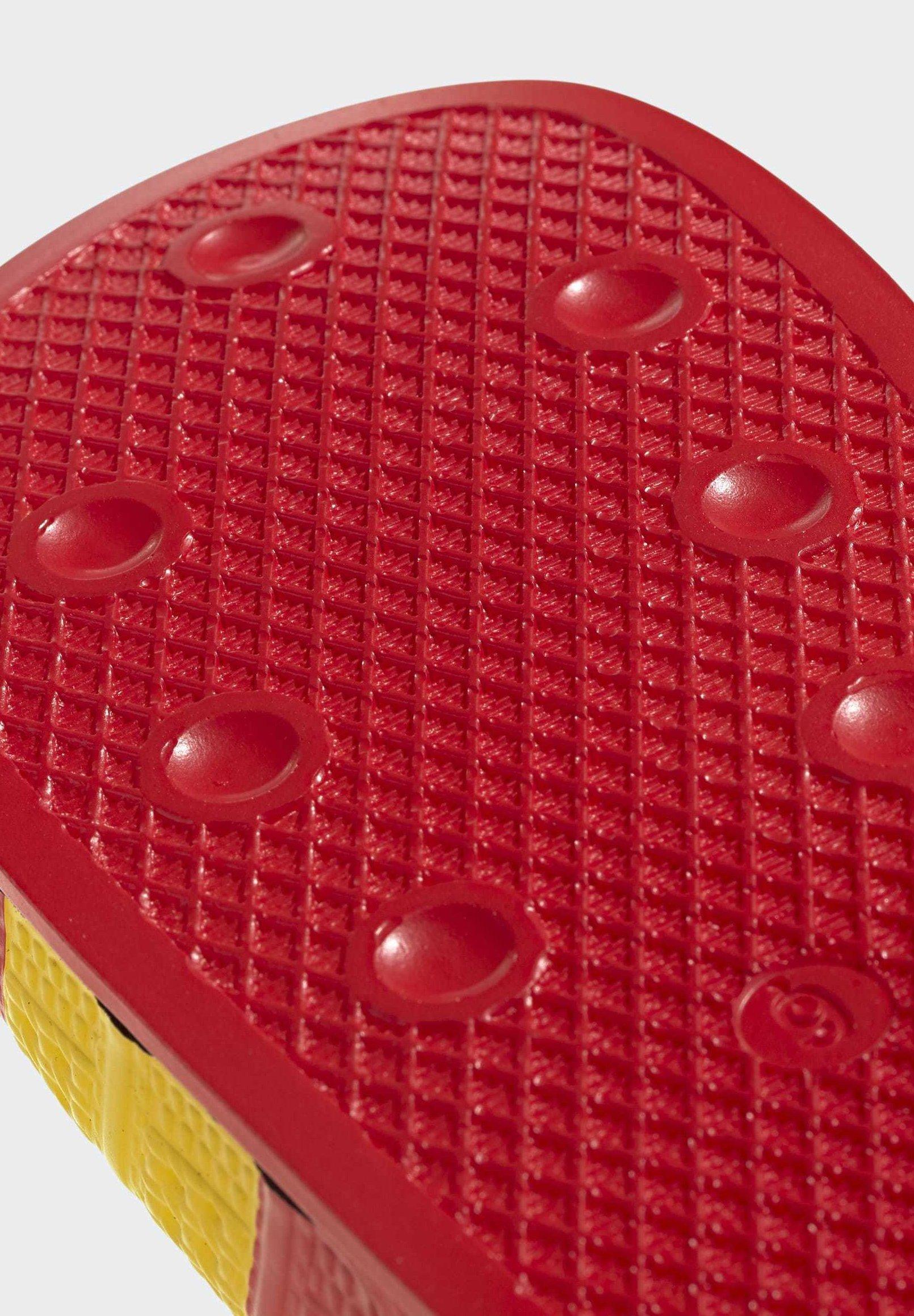 adidas Originals ADILETTE SLIDES - Badesandale - red K5xhaU