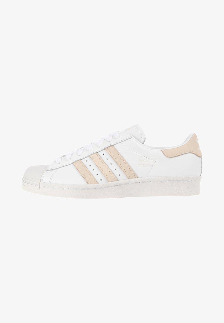 adidas Originals - SUPERSTAR 80S SHOES - Sneaker low - white