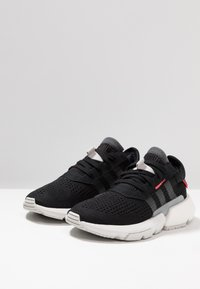 adidas Originals - POD-S3.1 PK - Sneakers basse - clear black/shock red - 2