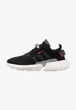 POD-S3.1 PK - Sneakers basse - clear black/shock red