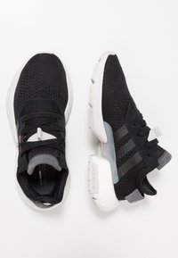 adidas Originals - POD-S3.1 PK - Sneakers basse - clear black/shock red