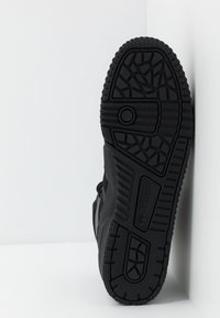 adidas Originals - RIVALRY TR BOOTS BASKETBALL-STYLE SHOES - Sneakersy wysokie - core black - 4