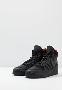 adidas Originals - RIVALRY TR BOOTS BASKETBALL-STYLE SHOES - Sneakersy wysokie - core black - 2