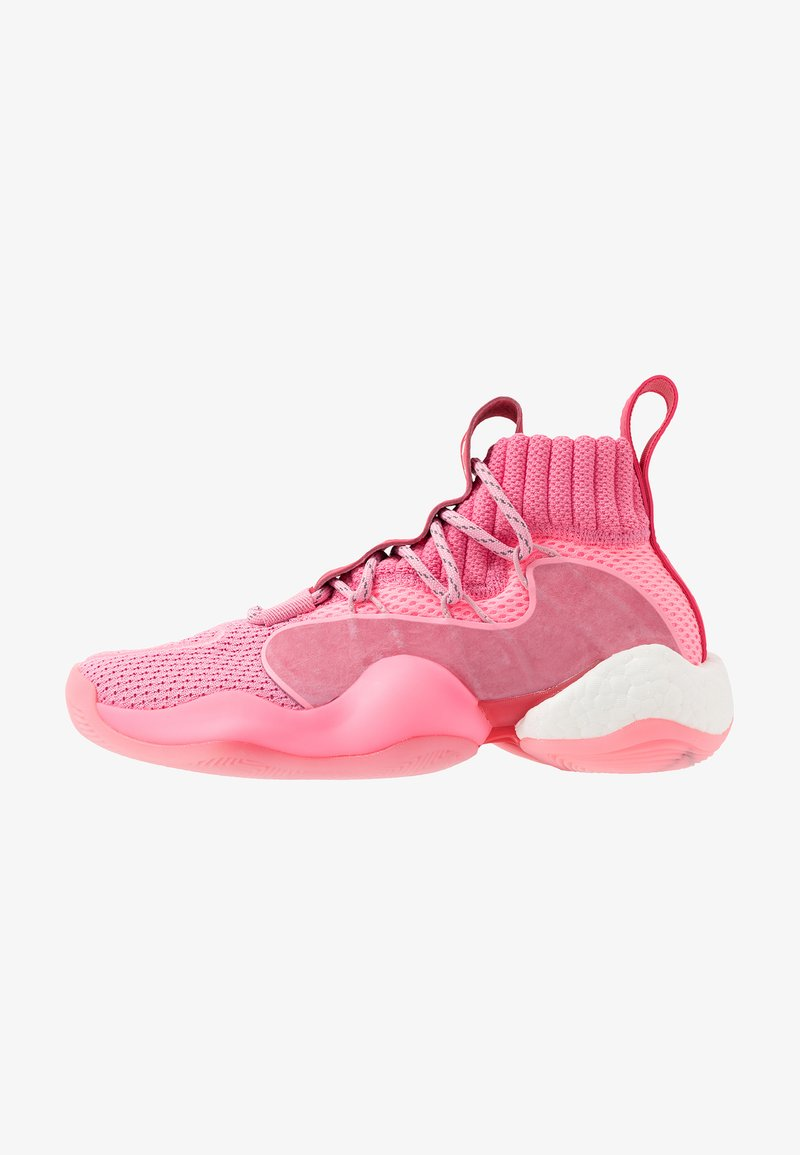 adidas Originals - PHARRELL WILLIAMS CRAZY BYW  PRD - High-top trainers - super color