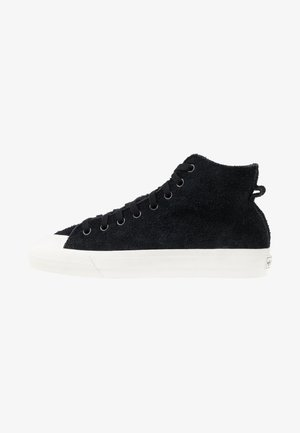 NIZZA - Baskets montantes - core black/offwhite