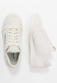 adidas Originals - CONTINENTAL 80 - Sneakers - raw white/offwhite - 1