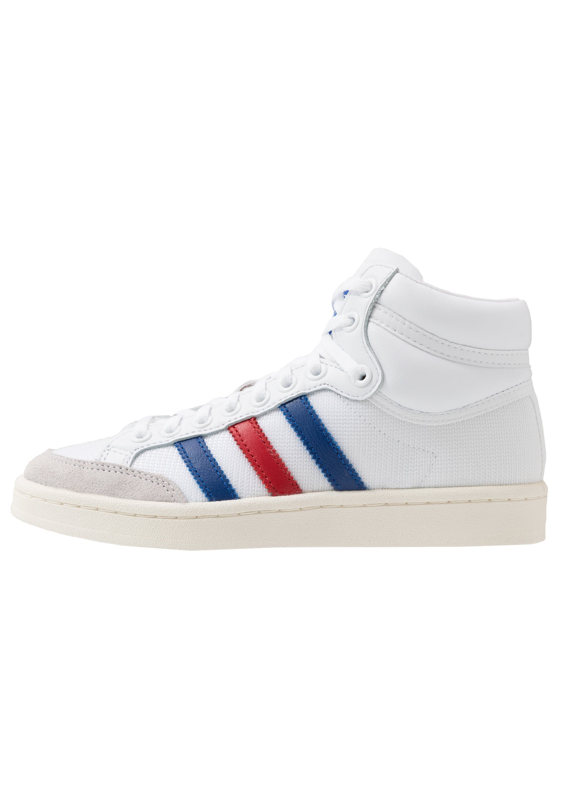 Adidas Originals Americana - Høye Joggesko Footwear White/collegiate Royal/scarlet