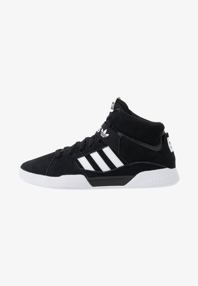 adidas Originals - VRX MID - Höga sneakers - core black/footwear white