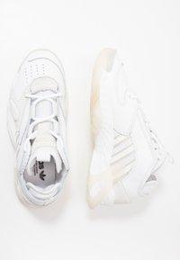 adidas Originals - STREETBALL - Matalavartiset tennarit - footwear white/crystal white/alumina - 2