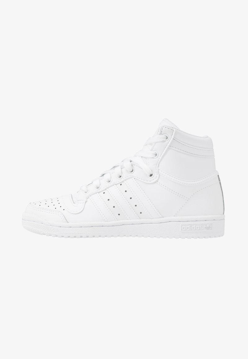 adidas Originals - TOP TEN - High-top trainers - footwear white