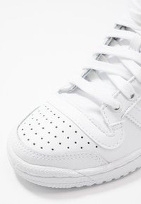 adidas Originals - TOP TEN - High-top trainers - footwear white - 5
