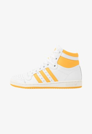 TOP TEN - High-top trainers - footwear white/super color/chalk white
