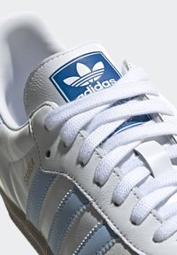 adidas Originals - SAMBA OG SHOES - Sneakers - white - 7