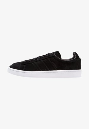 CAMPUS STITCH AND TURN - Trainers - core black/footwear white