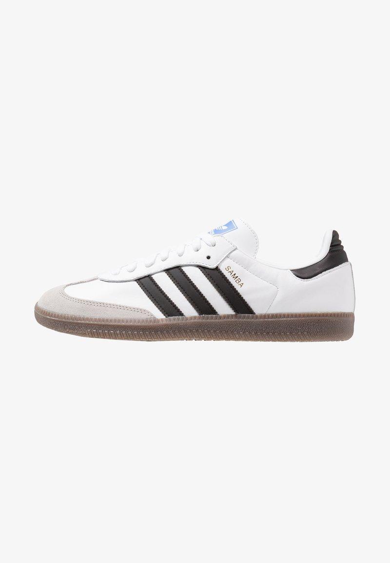 adidas Originals - SAMBA - Zapatillas - footwear white/core black/granit