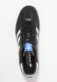 adidas Originals - SAMBA - Sneakers - core black/footwear white - 1