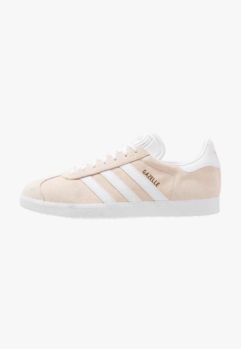 adidas Originals - GAZELLE - Baskets basses - footwear white