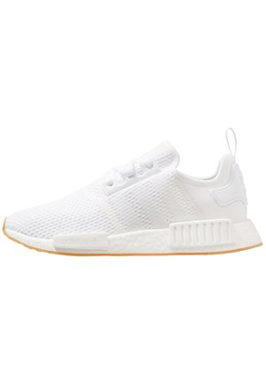 NMD_R1 - Sneakers laag - ftwwht/ftwwht/gum3