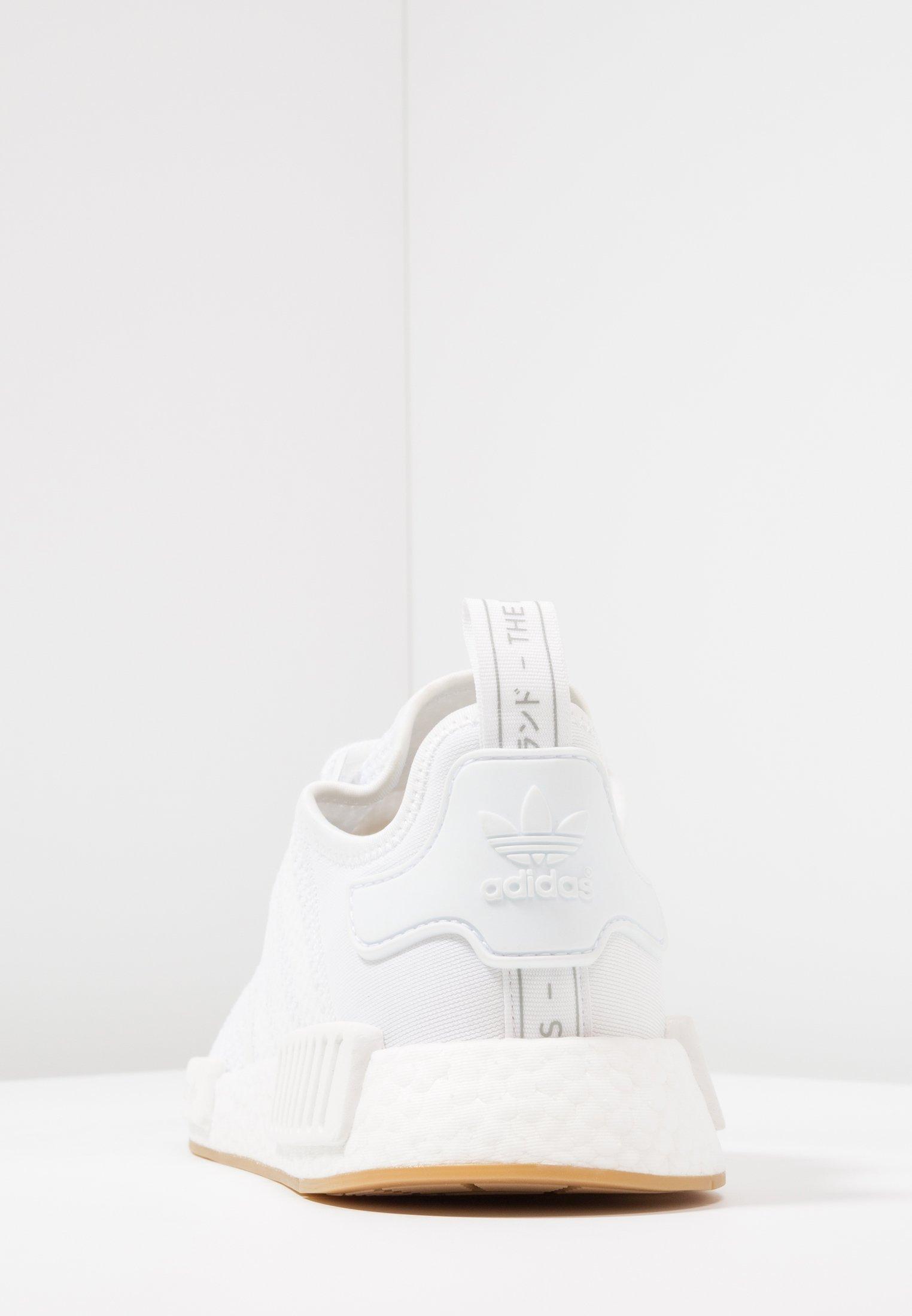 adidas Originals NMD_R1 - Sneakersy niskie - footwear white