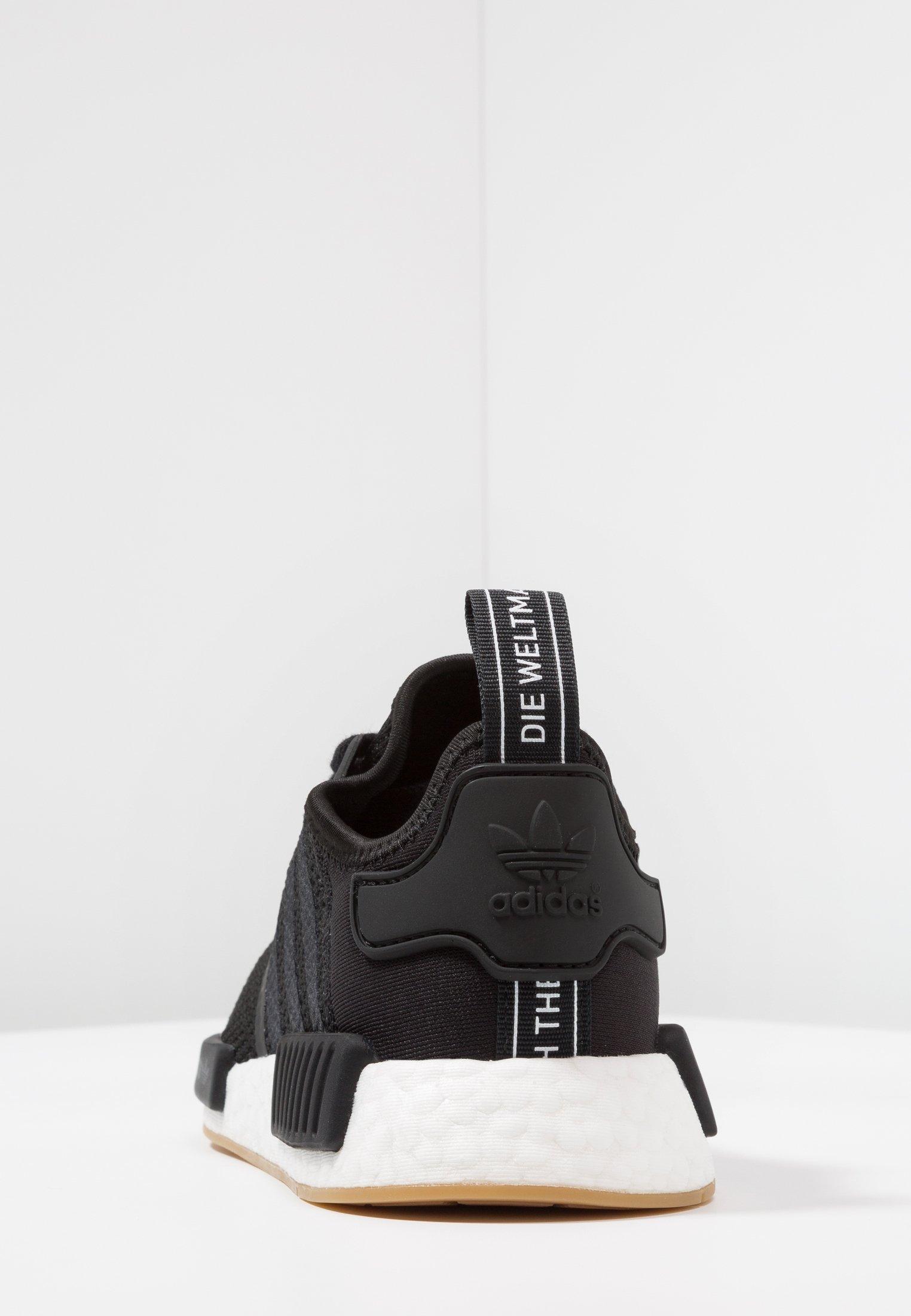 Adidas Originals Nmd_r1 - Sneakers Laag Core Black 4HWBNTC