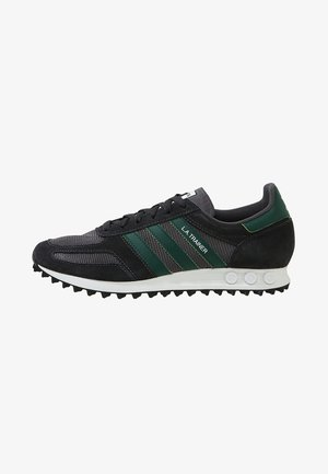 LA TRAINER - Tenisky - carbon/green/grey five