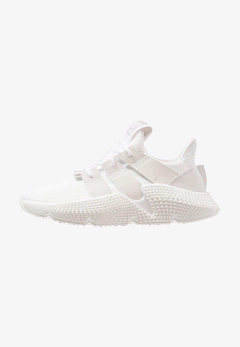 adidas Originals - PROPHERE - Matalavartiset tennarit - footwear white/crystal white