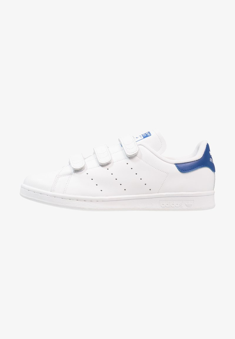 adidas Originals - STAN SMITH - Sneaker low - footwear white/core royal