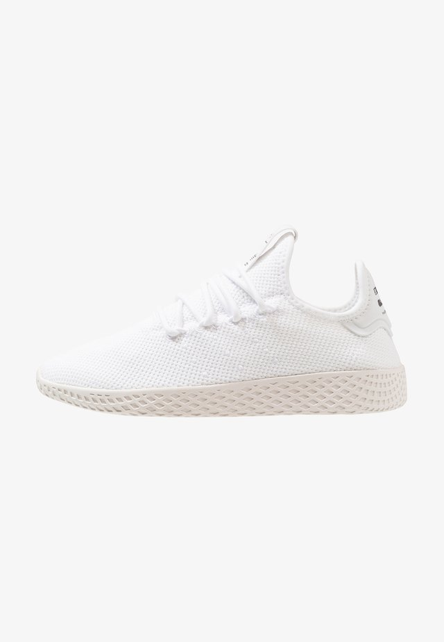 PW TENNIS HU - Matalavartiset tennarit - footwear white/core white