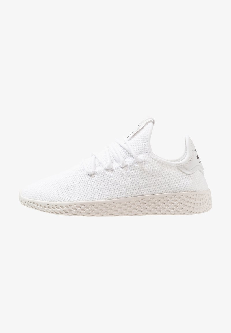 adidas Originals - PW TENNIS HU - Trainers - footwear white/core white