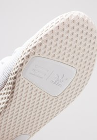 adidas Originals - PW TENNIS HU - Trainers - footwear white/core white - 5