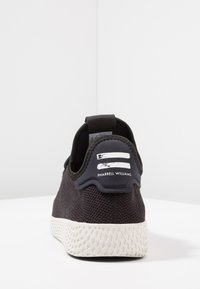 adidas Originals - PW TENNIS HU - Trainers - core black/core white - 3