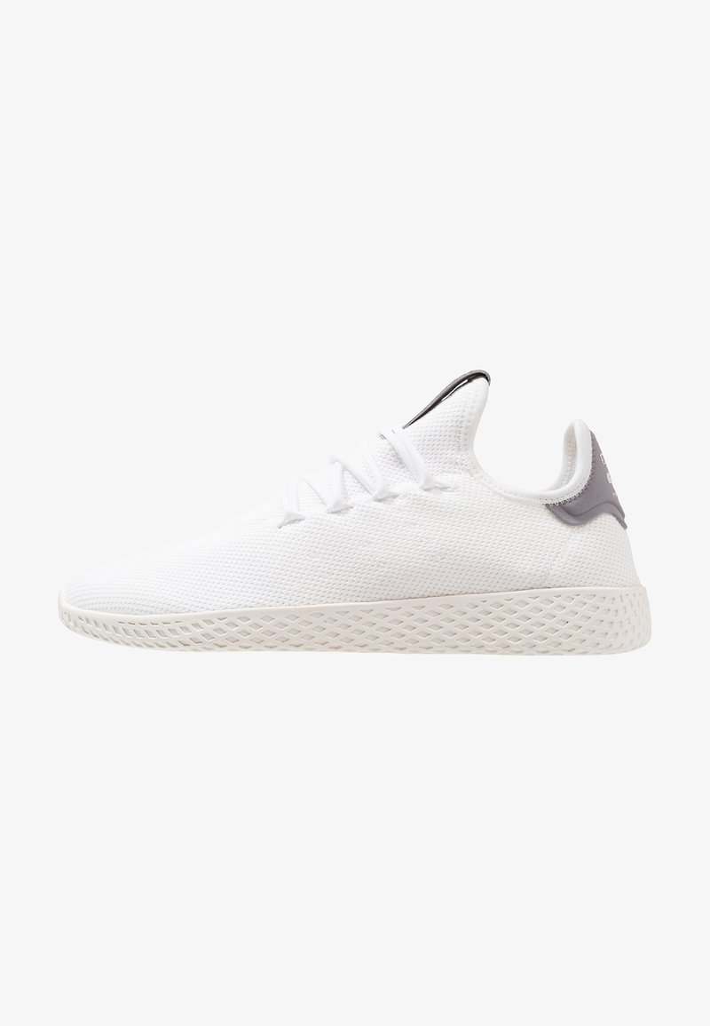 adidas Originals - PW TENNIS HU - Sneaker low - footwear white/core white